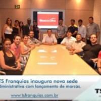 Título da Notícia 106: TS Franquias inaugura nova sede administrativa com lançamento de marcas - Encontre franquia ou franquias entre as melhores franquias de sucesso no top franquia, para comprar franquia e abrir sua franquia.