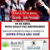 Título da Notícia 39: 09 DE ABRIL- Aniversário da cidade de Mogi Guaçu - São Paulo. - Encontre franquia ou franquias entre as melhores franquias de sucesso no top franquia, para comprar franquia e abrir sua franquia.