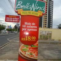 Galeria de Fotos da Franquia Bella Nina Pizza Pré Assada - Encontre franquia ou franquias entre as melhores franquias de sucesso no top franquia, para comprar franquia e abrir sua franquia.